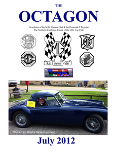 Click to view album: Octagon Cover Photos