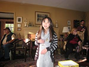 Click to view album: MGOC Holiday Tea January 2011