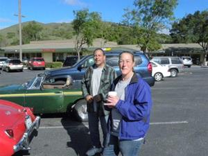 Click to view album: St. Patrick's Day Drive in Marin 2014