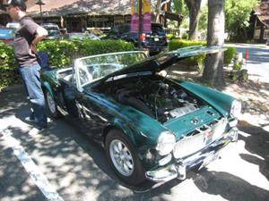 Click to view album: MGs By The Bay 2014