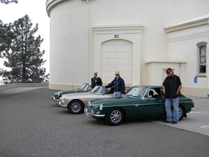 Click to view album: Spur of the Moment Mt. Hamilton Drive March 2015